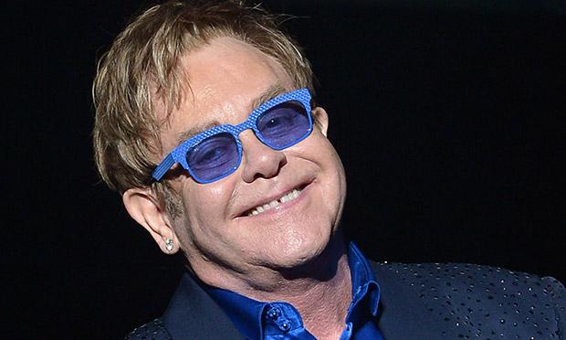 Elton John : エルトン・ジョン