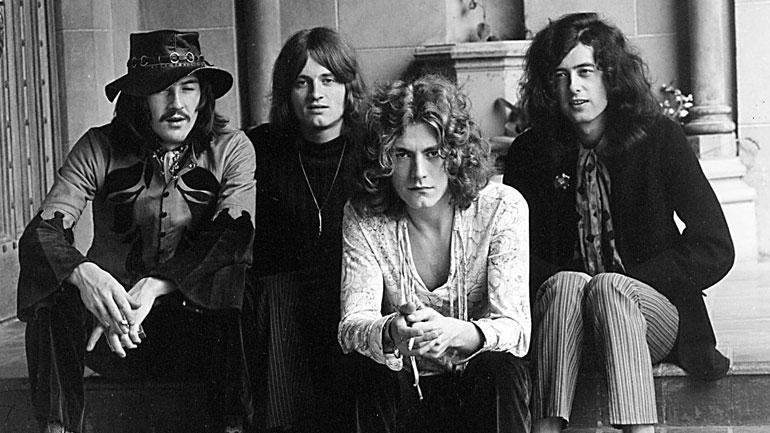 Led Zeppelin : レッド・ツェッペリン